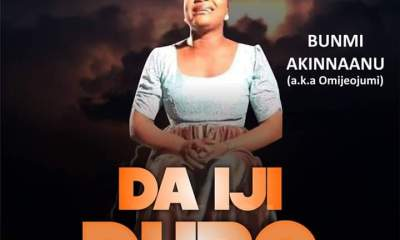 Da Iji Duro – Bunmi Akinnaanu Adeoye