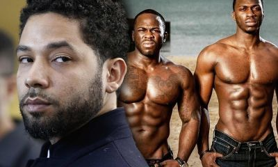 Jussie Smollett was sexually involved with one of the Osundairo brothers new report claims