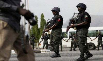 Police kill two for defying lockdown order in Anambra