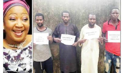 Fasoranti's daughter: Police arrest four suspected killers, hunt others
