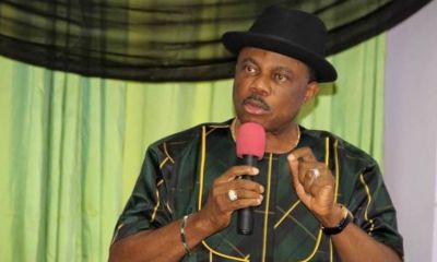 Gov. Obiano bans tinted-glass vehicles, covered number plates