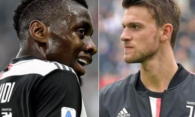 Juventus stars, Daniele Rugani and Blaise Matuidi recover from Coronavirus