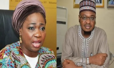 Abike Dabiri, Isa Pantami fight dirty on Twitter over office invasion