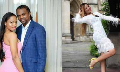Kanu Nwankwo celebrates wife with sweet words as she turns 34