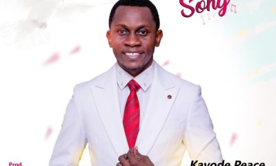 Kayode Peace – Heavenly Song-TopNaija.ng