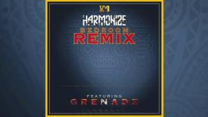 Harmonize Ft. Grenade – Bedroom (Remix)