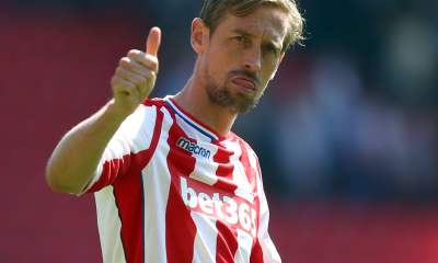 Peter Crouch secures his Nigerian passport