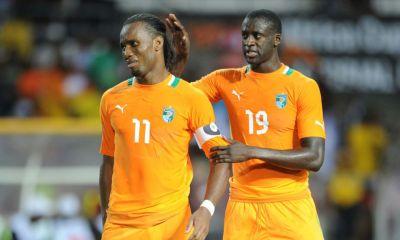 Yaya Toure backs Didier Drogba's bid to become Ivorian FA president