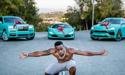 Check out luxury cars worth $1.3m rapper, Yo Gotti gifted himself topnaija.ng
