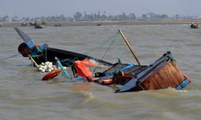 15 persons killed in crowded boat mishap