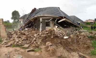 Cross River demolishes suspected kidnap kingpin's mini estate