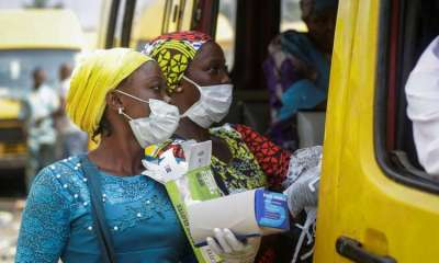 Man who tested positive for Coronavirus in Lagos intercepted in a 15-seater bus in Benue