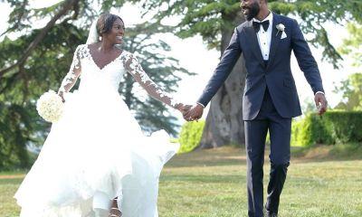 BBNaija's Mike Edwards celebrates first wedding anniversary with wife