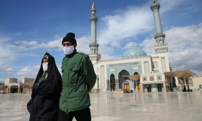 Iran set to open mosques for three nights despite high Coronavirus infection toll