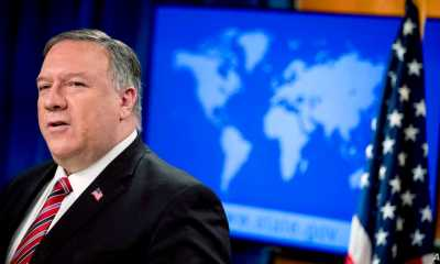 """""""Evidence shows COVID-19 pandemic originated in Wuhan lab"""", US Secretary of State Pompeo says"""