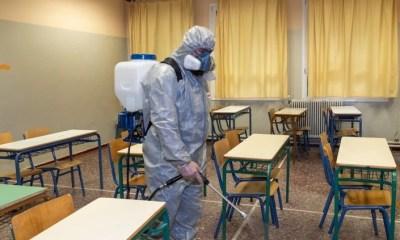 FG to begin nationwide decontamination of schools