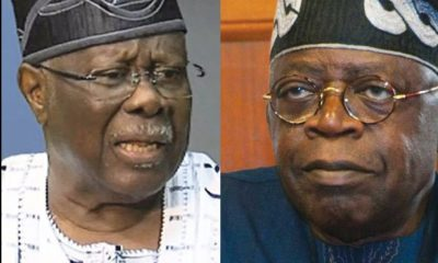 What is happening to Tinubu is a judgment of God - Bode George blows hot
