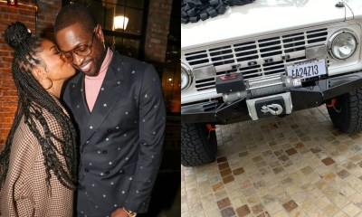Gabrielle Union gifts Dwayne Wade his dream car for Fathers' Day topnaija.ng