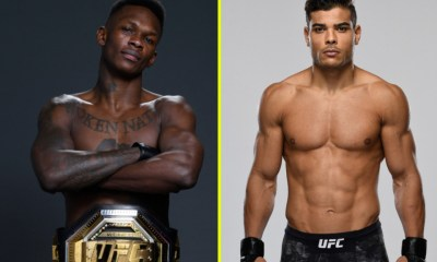 UFC President confirms Isreal Adesanya's next oppnent for middleweight title topnaija.ng