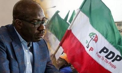 Obaseki will join us soon - Edo PDP topnaija.ng