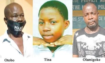 Investigations finger two police officers for Tina's death topnaija.ng