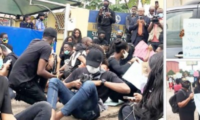 Protests-against-the-killing-Uwaila-Omosuwa topnaija.ng