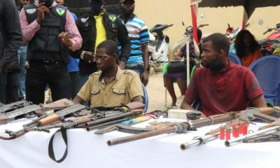 Police arrest kidnappers who killed Doctor, son after collecting ransom