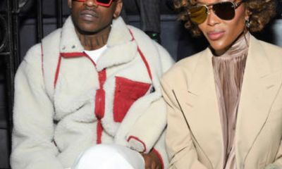 Naomi Campbell denies reports suggesting she's not on speaking terms with her ex-boyfriend Skepta topnaija.ng
