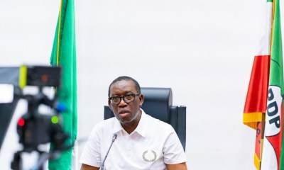 Governor Ifeanyi Okowa's daughter tests positive for coronavirus