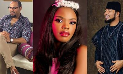 Lady calls out Ramsey Nouah Living In Bondage producers for using her designs