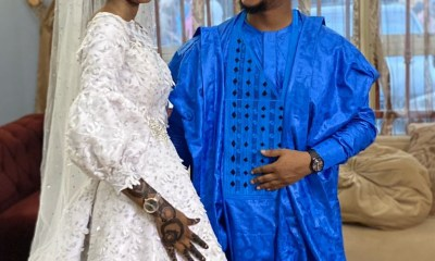 Couple who met on Twitter get married 18 months after topnaija.ng