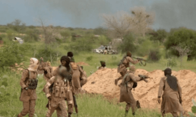 Boko Haram disrupts Borno military barracks topnaija.ng