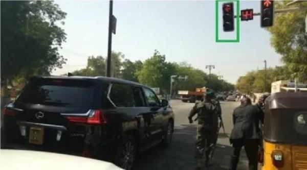 How Boko Haram attacked Borno governor's convoy topnaija.ng 3