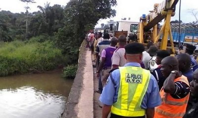 How four died as car plunged into Ogun river topnaija.ng