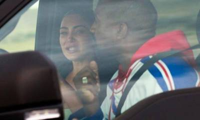 Kim Kardashian reunites with Kanye West as they attempt to mend their marriage topnaija.ng