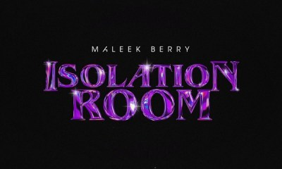 Maleek Berry Isolation Room visualizer