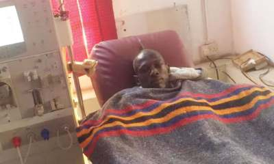 Man begs Nigerians for N13m to undergo failing kidney transplant topnaija.ng