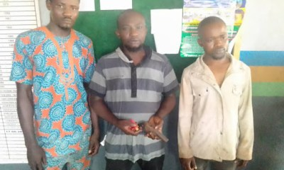 Ogun land-grabbers arrested for shooting workers on site topnaija.ng