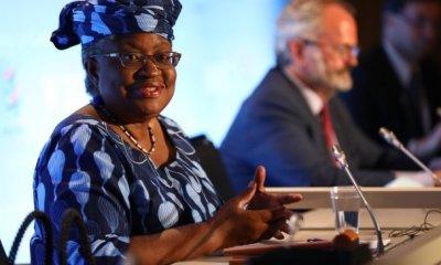 Okonjo-Iweala's pitch at WTO as FG inaugurates campaign team topnaija.ng