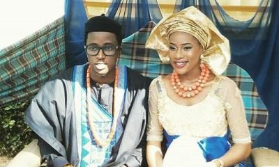 Olugbemiro Tokunbo and wife topnaija.ng