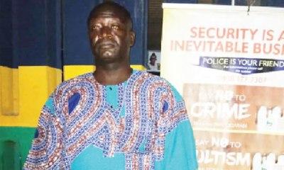 Oluwafemi Oyebola Evangelist impregnates daughter thrice topnaija.ng