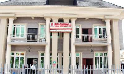 Brickwall Global Investment Limited, a Lagos-based real estate topnaija.ng