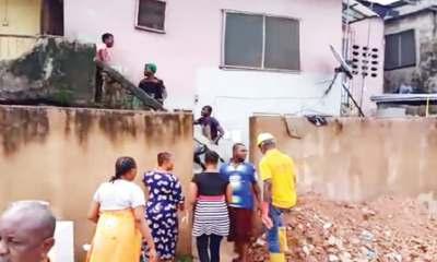 Tension as Lagos marks 500 buildings for demolition topnaija.ng