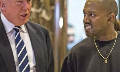 Trump calls Kanye West's presidential bid 'very interesting'