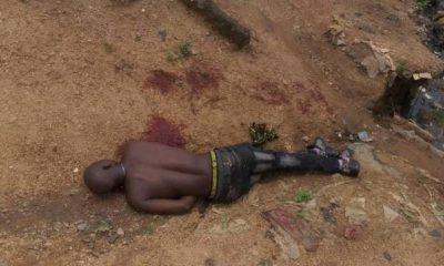 Notorious gang leader, Ebila reportedly killed in Ibadan topnaija.ng