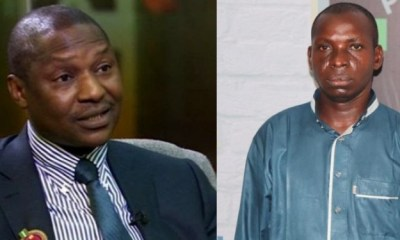 Why soldiers who freed Wadume haven't been arraigned - Malami