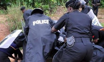How gang member shot leader or objecting to police killing