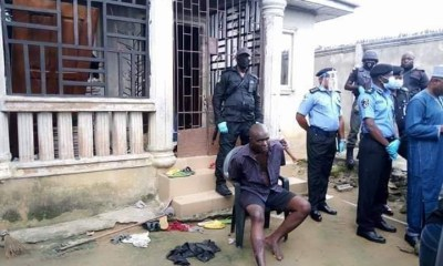 Meet shoe dealer who abducts, kills his suppliers in Rivers