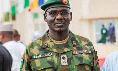 Army undergoes another shakeup, redeploys 34 Generals