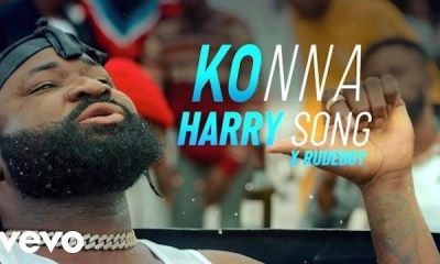 Harrysong – Konna ft. Rudeboy video